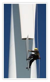 inspecciones e instalaciones eólicas